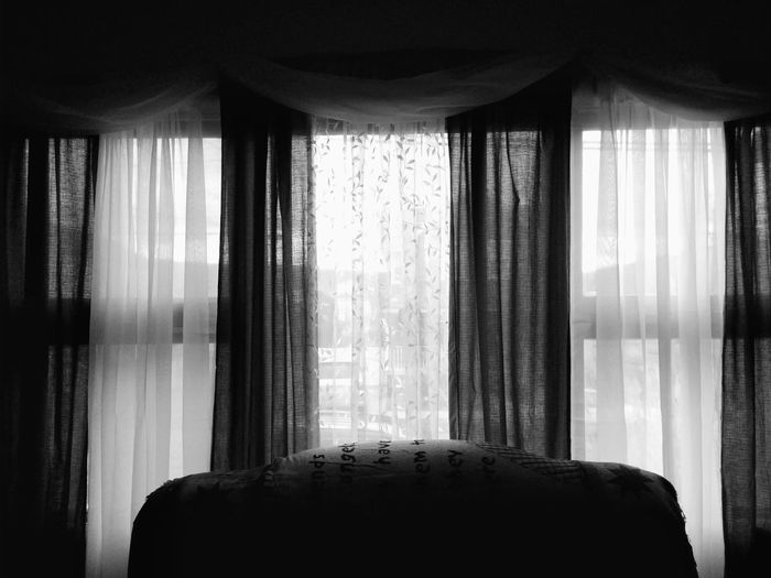 Couch Curtains Living Room Light