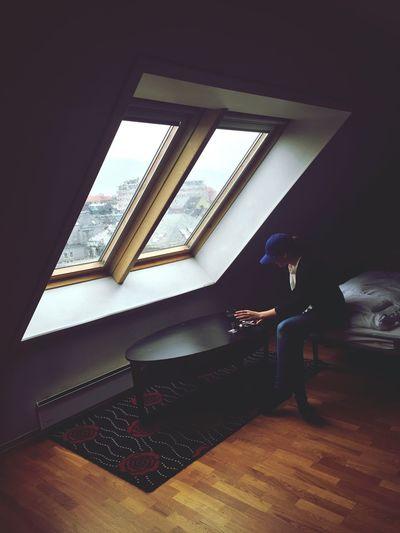 Enjoying Life Taking Photos Relaxing Bergen