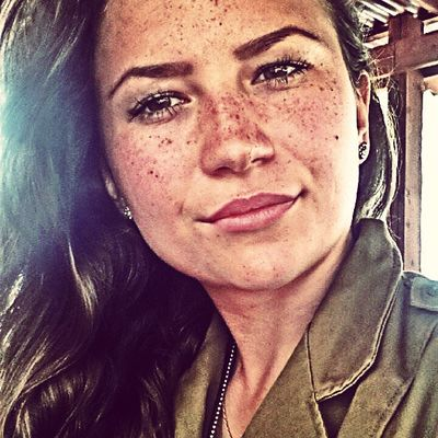 Army Russiangirlsss_ Freckles Russian hdr Nastya cute idf