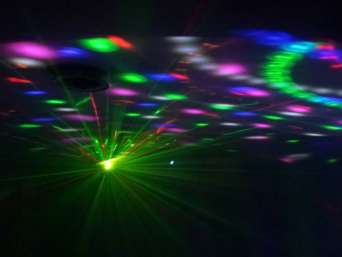 Lights... Rave