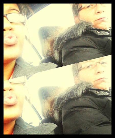 Me & My Nana Thugging