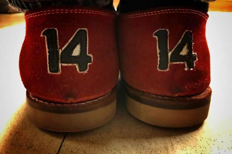 New Shoes Bowling