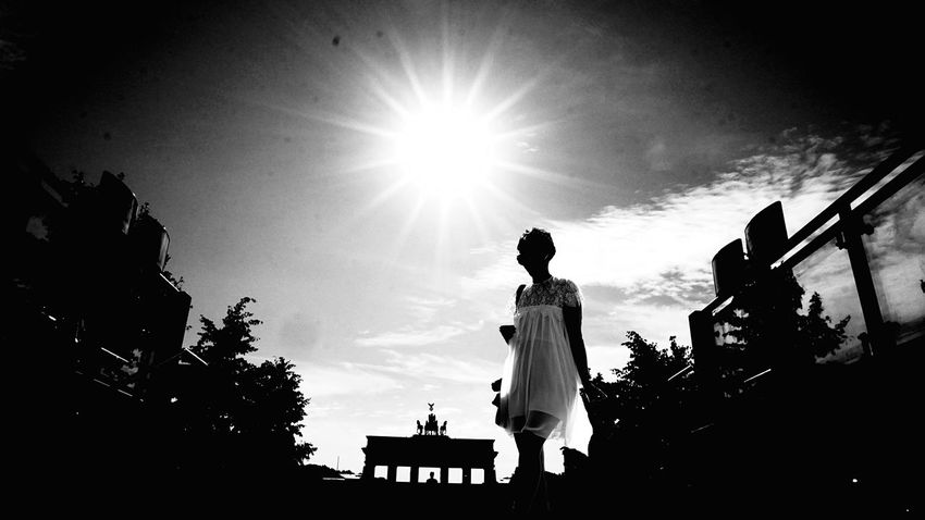 Open Edit The Street Photographer - 2015 EyeEm Awards Berlin Street Photography The Fashionist - 2015 EyeEm Awards Sony A6000 Woman Streetphotography Blackandwhite Photography Fashion Berlin Photography