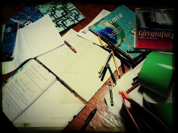 Homeworks!!!!!God Kill Us!!!