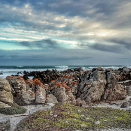 Storm brewing at the Cape Cloud - Sky Nature Landscape Beauty In Nature Tranquility Rock - Object Horizon Over Water Scenics EyeEm Best Shots - Nature Outdoors The Great Outdoors - 2017 EyeEm Awards EyeEmPaid Eyeemphotography EyeEmBestEdits EyeEm Vision Open Edit In EyeEm. Hdr Photography EyeEm Gallery The Week Of Eyeem EyeEm Best Shots Cape Town, South Africa EyeEm Masterclass Agulhas National Park Sky Dramatic Sky