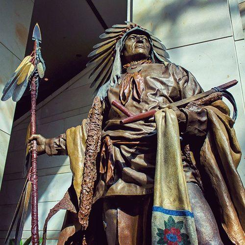 Chief Washakie Washakie WashingtonDC Shoshones Statues
