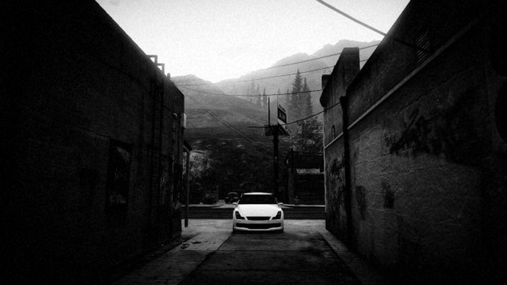 Dead end. Gtaphotographers