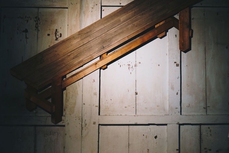 Wood - Material Indoors  No People Brown Day Wood Wall - Building Feature Built Structure Architecture Absence Old Close-up Focus On Foreground Plank Entrance Door House Still Life Safety Ceiling