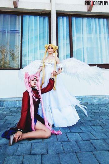 Sweet Sailor Moon model Cosplay