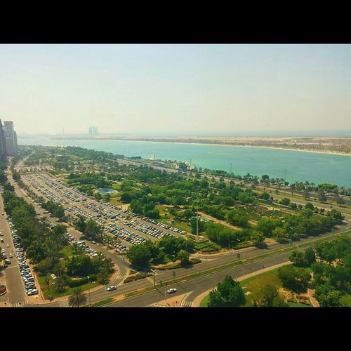 View from the office. Amaaaaaziiing .