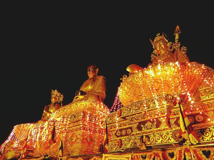 Buddha Lights Lighting Decoration Peace ✌