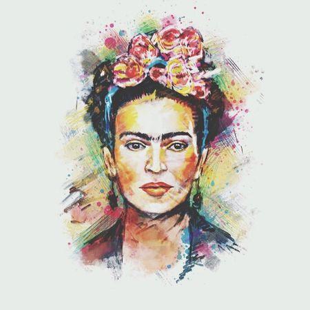Frida kahlo, artista guerreira fodona!