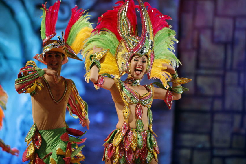 Las Palmas Canary Island Carneval Carnival Culture Europe Festival Gran Canaria Party People SPAIN