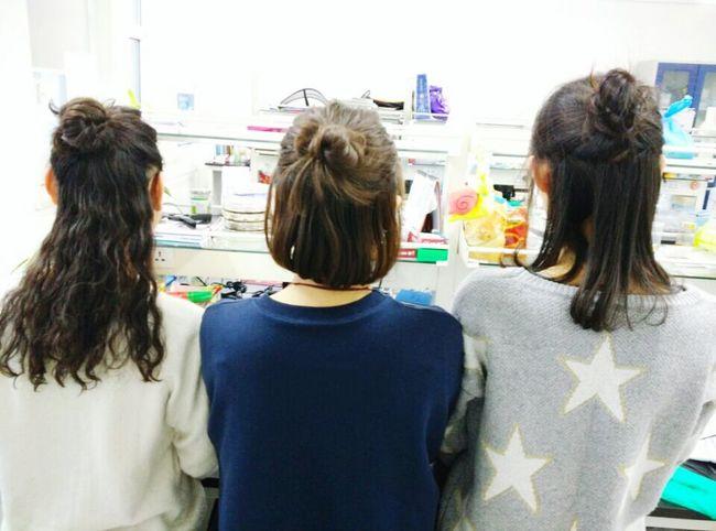 Taking Photos Enjoying Life Hairstyle These Are My Girls