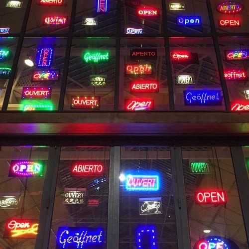 Open 104 Paris Paris, France  Museum Culture Lights French Art ParisianLifestyle