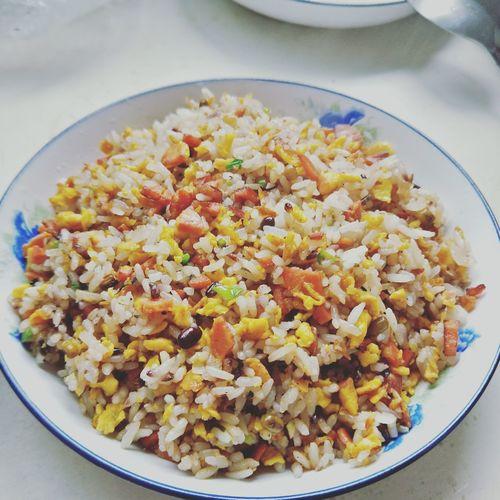 炒米 早餐