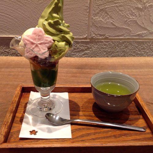 Pastel Power Greentea Ice Cream Mukoujima Gastronomy Tokyo Japan The Essence Of Summer The Mix Up
