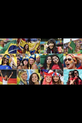Wow.... World Cup celebration!!!