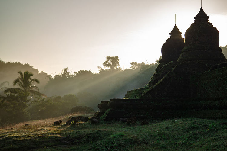 Myanmar Built