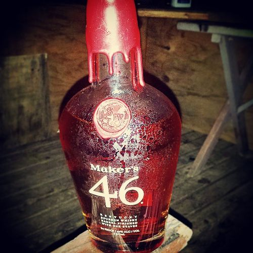 Makersmark 46 I love my Rocktown but sometimes I need a shot or 4 of this stuff.