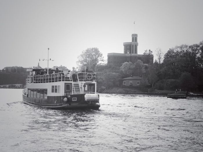 Stockholm Water Leica History Historic Baltic Sea Island Timeless Ferry Boats Retro Vintage Mono EyeEm Best Shots