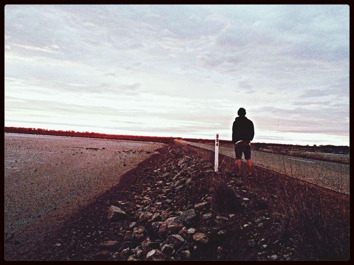 Sunrise Roadtrip