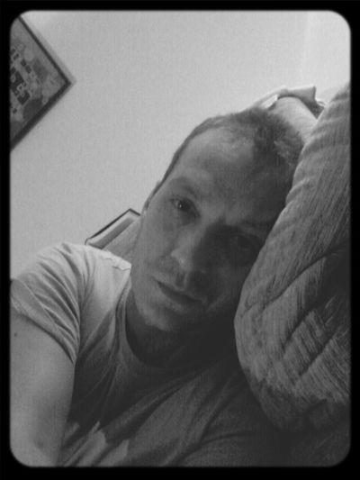 Ready to sleep Selfie Self Portrait That's Me Blackandwhite
