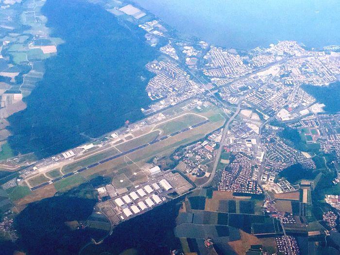 The Journey Is The Destination Lakeofconstance GERMANY🇩🇪DEUTSCHERLAND@ Swiss Arrival Zurich. Runway View