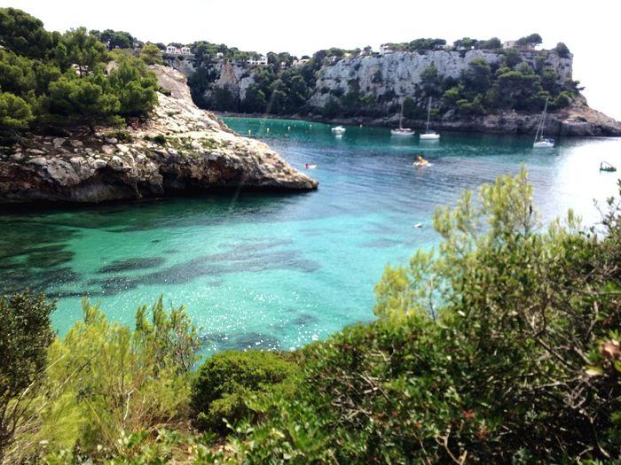 Menorca '15 ❤️❤️❤️ Loveit Istoelindo Paradise Beach Tropical Paradise Ferias2015 Beautiful Day The Essence Of Summer