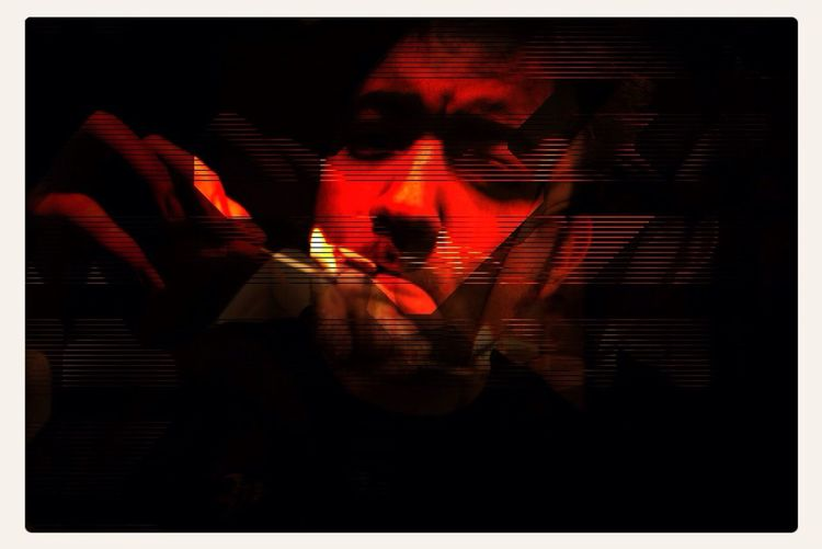 Cool Like That.. That's Me Self Portrait