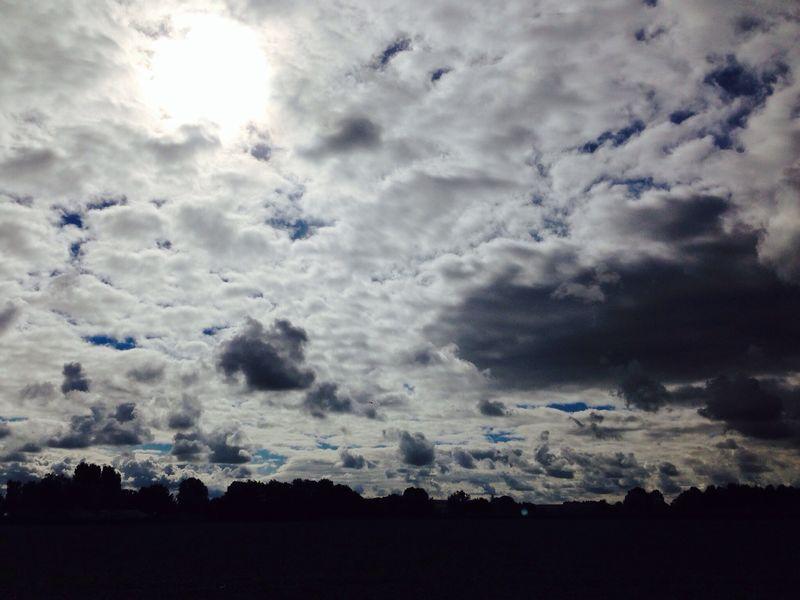 Clouds Nofilter MobileSky #MobileSky
