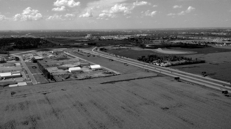 QVHoughPhoto Fargo Moorhead Landscape Aerial Aerialphotography Blackandwhite IPhoneography IPhone4s