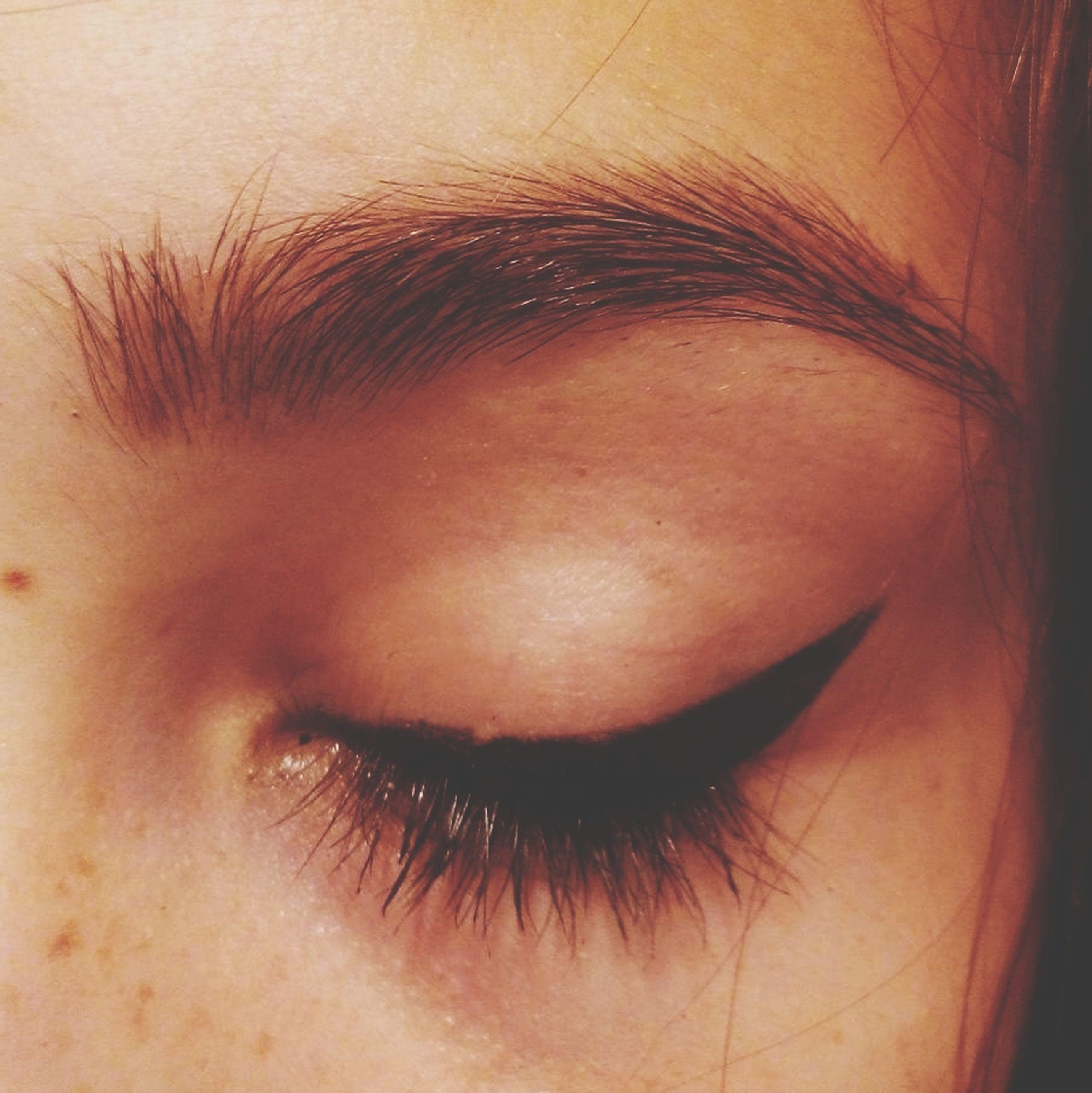 human eye, close-up, eyelash, human skin, part of, person, eyesight, human face, lifestyles, sensory perception, looking at camera, young adult, young women, extreme close-up, eyeball, headshot, extreme close up