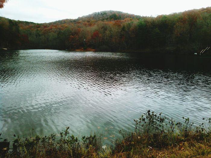 Lake Yeoman Lake November