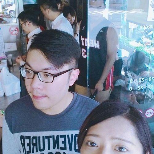 丹丹漢堡 🐻 後面那個 💪 手臂是雅ㄨㄣˊ的 감사합니다 臺南好甜Part1,下次見 阿寶的賈凱 阿寶下次見