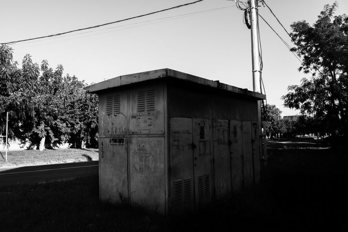 Urban City Electricity  Electric Junction Electric Lines Electric Electricity Production Electricity Station Outdoors Blackandwhite Black And White Black & White Blackandwhite Photography Black And White Photography Black&white Blackandwhitephotography No People Rust Rusty Old Industrial Cityscape EyeEem Black And White Collection  Monochrome