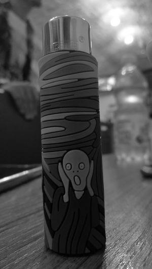 Clipper Lighter Munch Skrik The Scream L'urlo Art Blackandwhite Artistic Lighter Collection Photooftheday