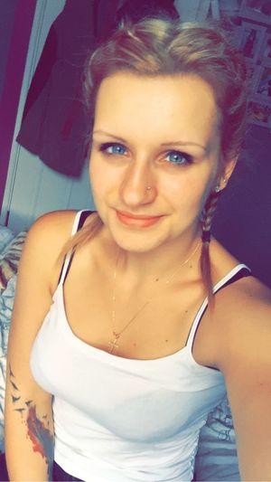 Polishgirl Frenchplaits Blonde Happy :) Tattoo ❤