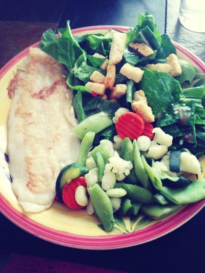 "My lunch for today "")"