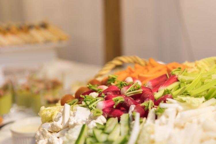 Food France Radish Radishes