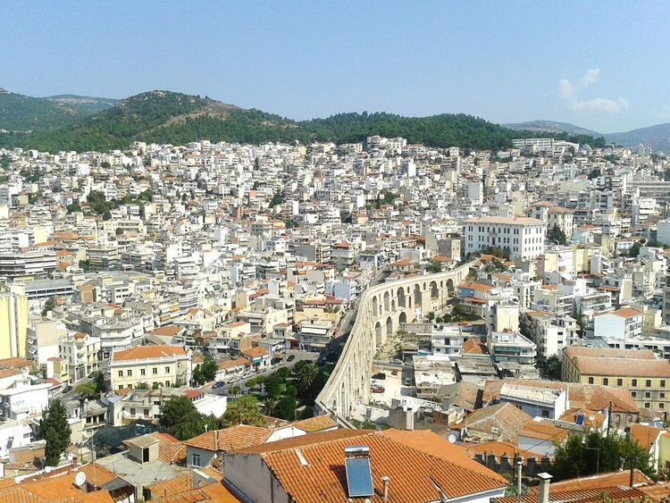 Kavala @ Kavala In Greece  Summer2015 Travel Photography Easterneurope