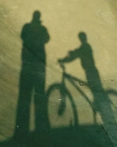 Our Shadows  Celebrate Your Ride