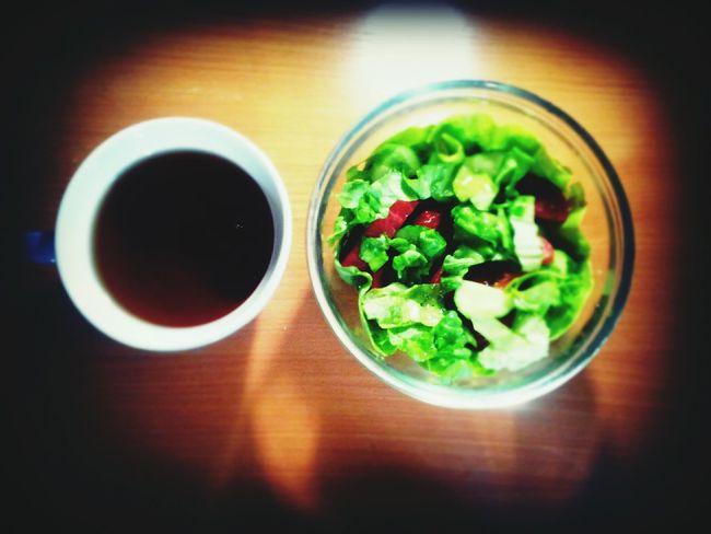Food Еда Чай салат зож Здоровое питание