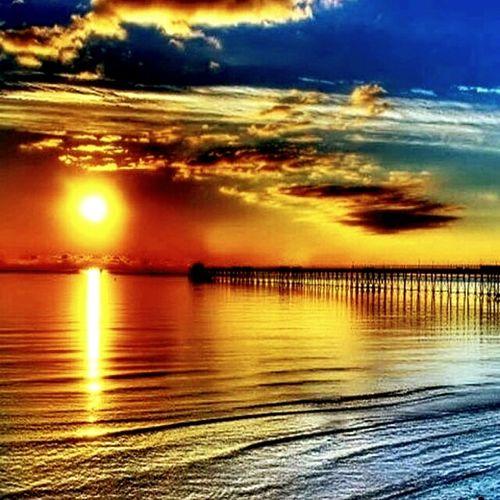 Beautiful sunset..
