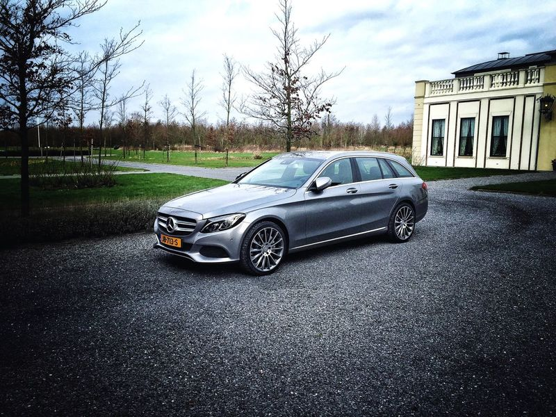 Mercedes C 350 E Mercedes Buisness Car Class First Eyeem Photo