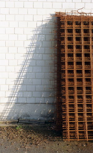 Architecture Brick Wall Building Exterior Built Structure Chaos And Order Day No People Outdoors Streetphotography Urban Urban Structures
