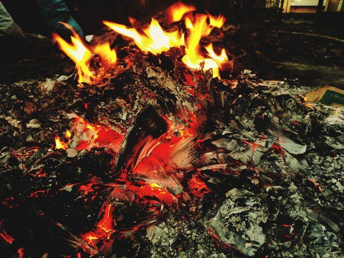 FIRE! Heat -