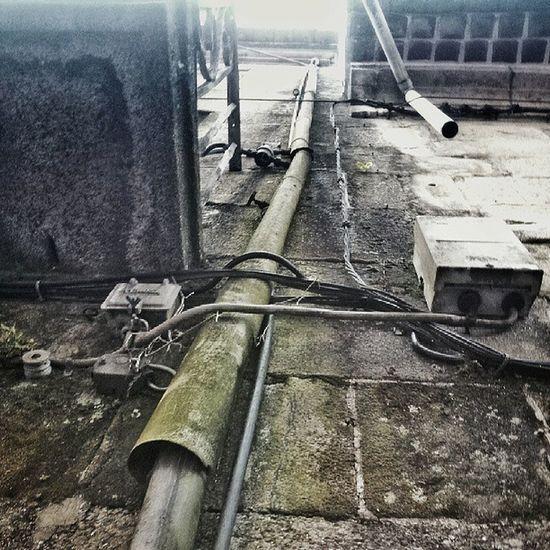 Instalación eléctrica en Servando Ramilo Porri ño, Vintage con Solera .