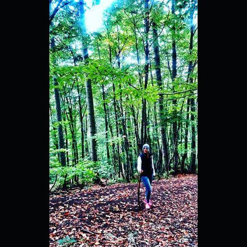 Ormanda gezmeyi sizden ögrenecek degilim adasdhjll 😄😄 Interrailturkiye Camping👍😄✌✋