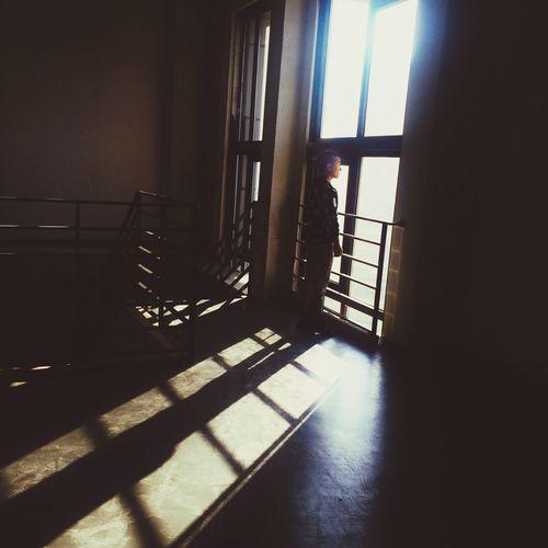 【❤️】沐浴阳光!享受一个人的孤单。